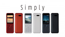 Y!mobile 603SI 「The 電話」 「Simply(シンプリー)」